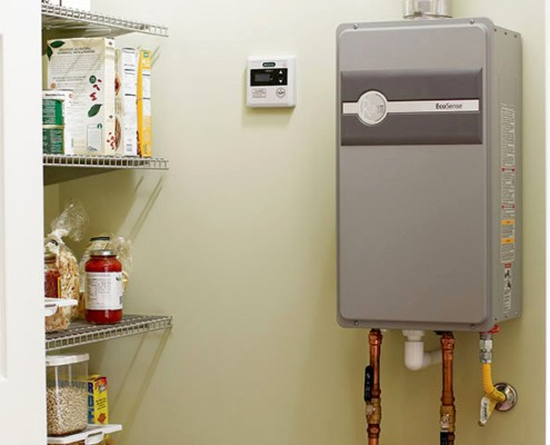choosing a tankless water heater